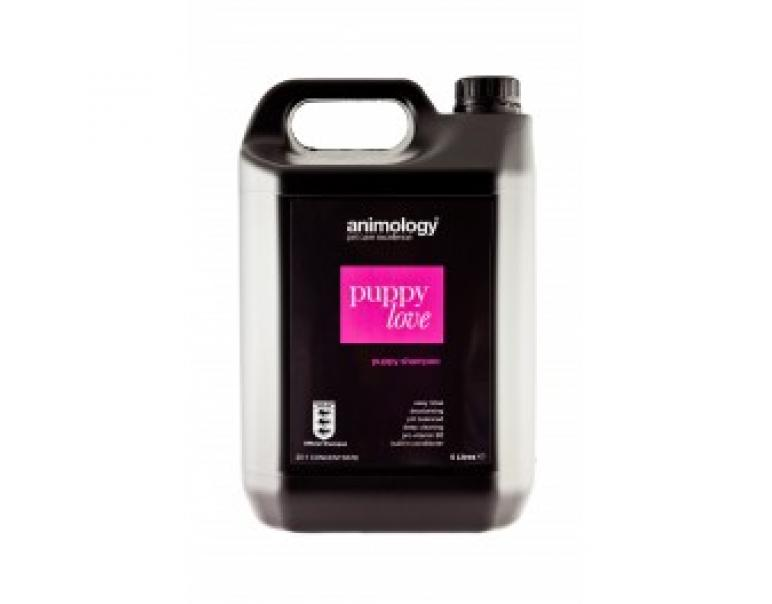 Animology Puppy Love Champú Cahorros 5L