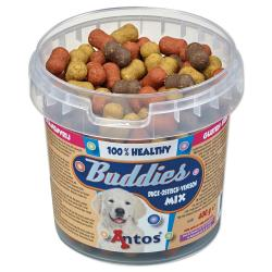 Antos Buddies Mix Snack para Perros 400g
