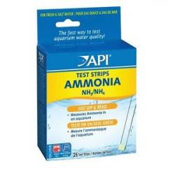 API Test Tiras Amoniaco (25 Uds)