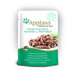 Applaws Cat Jelly Pouch Atún y Caballa 70g