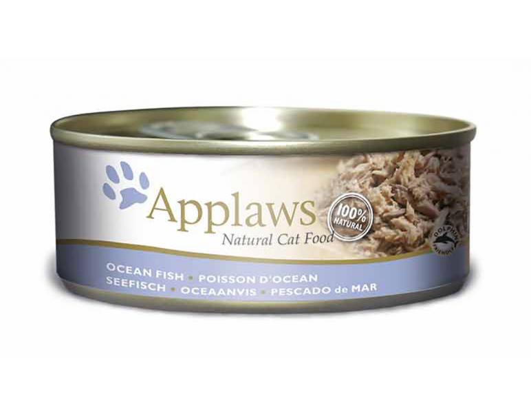 Applaws Cat Lata Ocean Fish 156gr