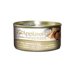 Applaws Cat Lata Senior Atún/Sardina 70g