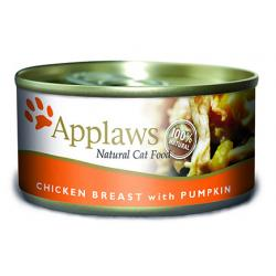 Applaws Gato Pollo/Calabaza 70 g