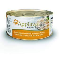 Applaws Gato Lata Pollo/Queso 70 g