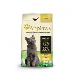 Applaws Alimento Seco Gato Senior Pollo 400 g