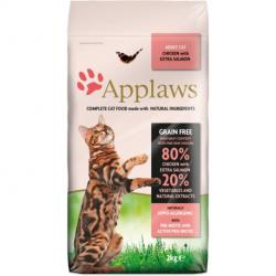 PACK AHORRO Applaws Adulto Pollo & Salmón 2 x 7,5kg