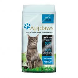 Applaws Adult Cat Ocean Pescado y Salmón Bolsa 350g