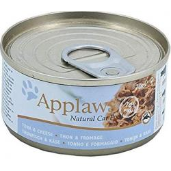 Applaws Cat Atún con Queso Alimento Húmedo para Gatos 70g