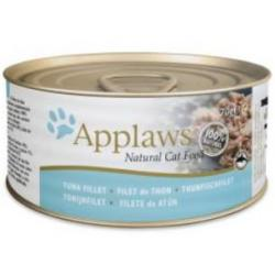 Applaws Cat Filete Atún Alimento Húmedo para Gatos 70g