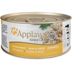 PACK AHORRO Applaws Cat Lata Pollo