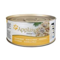 Applaws Cat Pechuga Pollo Alimento Húmedo para Gatos 70g