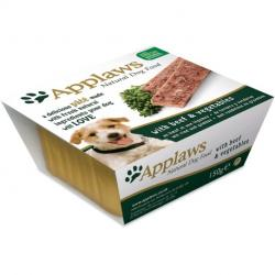 Applaws Dog Paté de Buey 150g