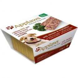Applaws Dog Paté de Pollo 150gr
