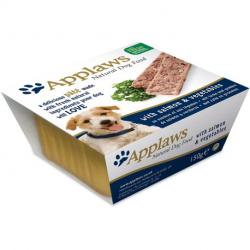 Applaws Dog Paté de Salmón Tarrina 150g