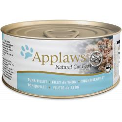 Applaws Gato Filete Atún Lata 156 g