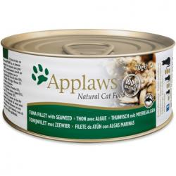 Applaws Gatos Adultos de Atún con Algas 70g