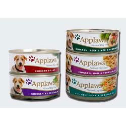Applaws Dog Sabor Pollo 156gr