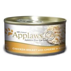 Applaws pollo & queso 70g