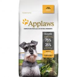 PACK AHORRO Applaws Senior Chicken 2x7,5kg
