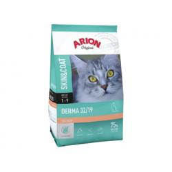 Arion Original Gato Derma 32/19 7,5 kg