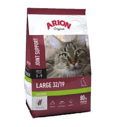 PACK AHORRO Arion Original Large Joint Support Pienso para Gatos 2x7,5kg