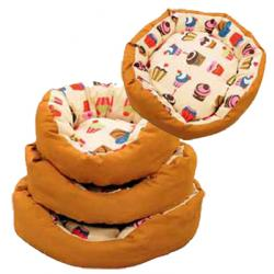 Arppe Cama Muffin Perros Mediana 55 x 22 cm