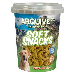 Arquivet Soft Snacks Huesitos Pollo 300g