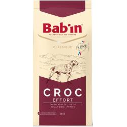 Bab'in Croc Effort Perro adulto Activo 15kg