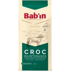 Bab'in Dog Croc Maintenance 15kg