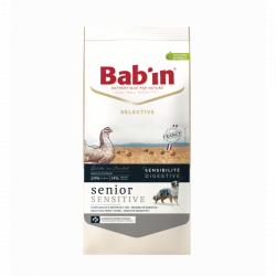 Bab'in Sensitive Senior Pienso para Perros 3kg