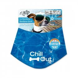 AFP Bandana Refrescante Chill Out Perros M