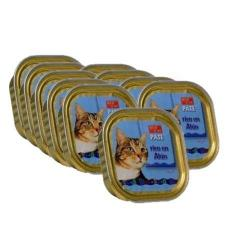 PACK AHORRO Red Cat Paté Rico en Atún Para Gatos 10x100g