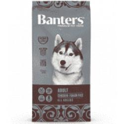 Banters Adult Grain Free Pollo 15kg