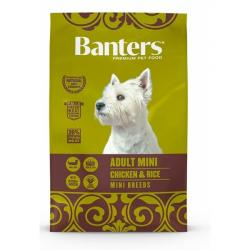 Banters Adulto Mini Pollo/Arroz 3 kg
