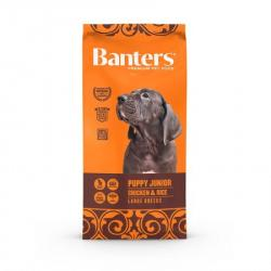 Banters Puppy Junior Raza Grande 15kg
