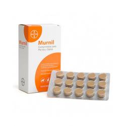 Bayer Murnil S&B Comprimidos Mascotas 60 Ud