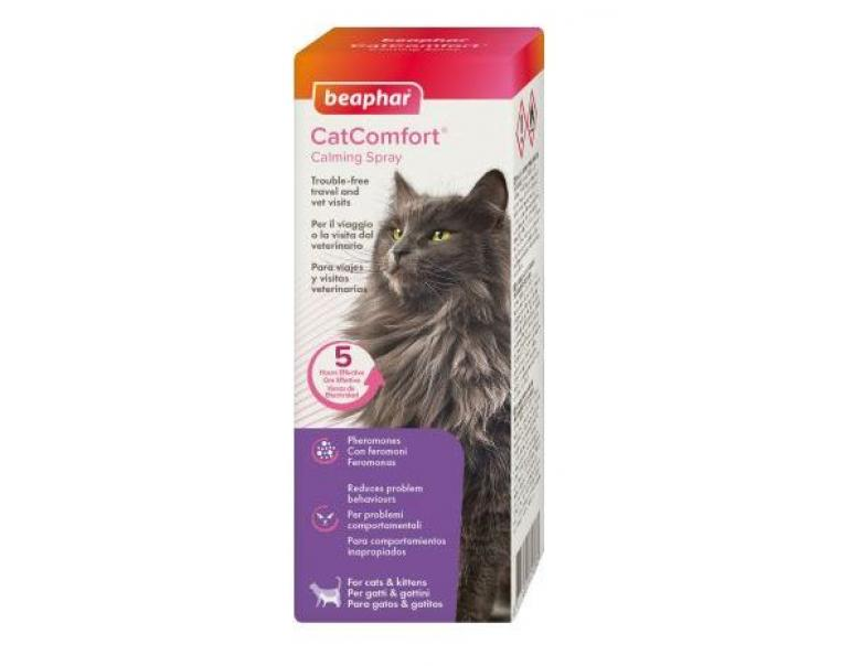 Beaphar Catcomfort Spray Gatos 60ml