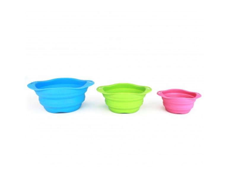 Beco Travel Bowl M Rosa