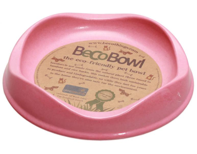 Becothings Beco Bowl 17cm Rosa