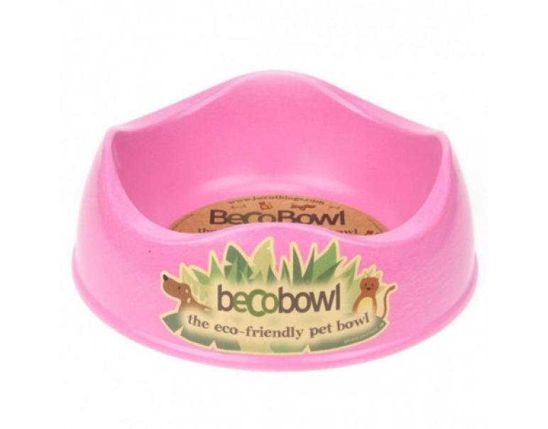 Becothings Beco Bowl Rosa 21cm