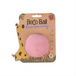 Becothings BecoBall para Perros Color Rosa Tamaño L