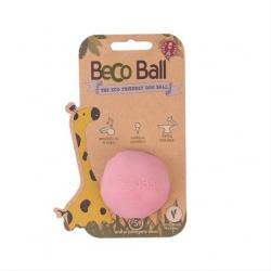 Becothings BecoBall para Perros Color Rosa Tamaño S