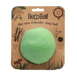 Becothings BecoBall para Perros Color Verde Tamaño M
