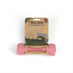 Becothings BecoBone para Perros Color Rosa Tamaño M