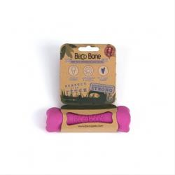 Becothings BecoBone para Perros Color Rosa Tamaño S