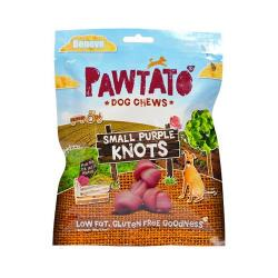 Benevo Pawtato Purple Knots Snacks para Perros