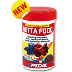Prodac Betta Food 100ml 30g