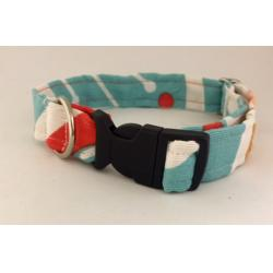 Bicharracos Collar Happy Varios Colores Perros Medianos 34-53 x 2,5 cm