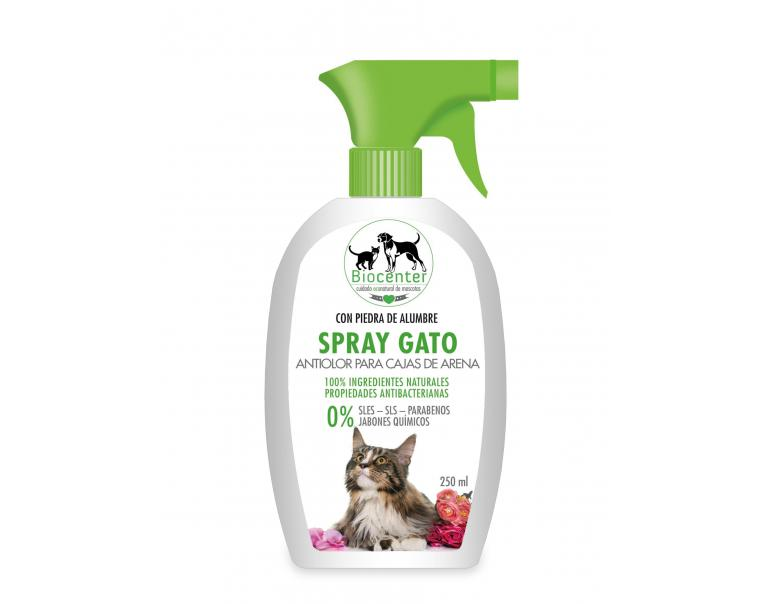 Biocenter Spray Antiolor Arena Gato 250 ml