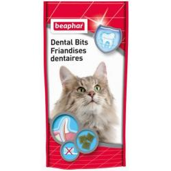 Bocaditos Hig Dental Cat-A-Dent Bits Gato 35g